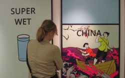 IN VIA Shirtopoly Midissage homepage